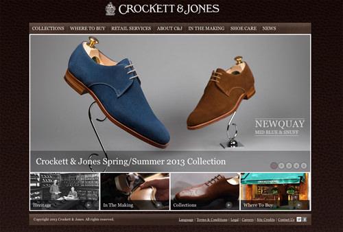 Crockett and JonesA500