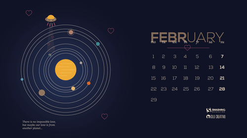 Desktop Wallpaper Calendars February 2016 Smashing Magazine