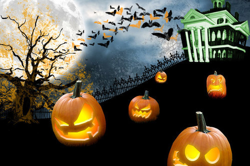 halloween by jipjive