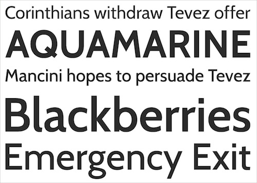 27 Beautiful High-Quality Free Fonts — Smashing Magazine