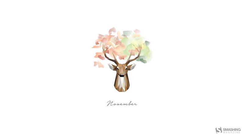 Deer Fall, I Love You!