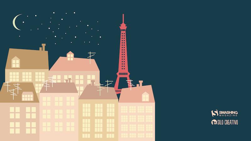 Oh la la.... Paris night