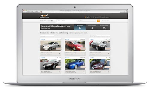 Mojo Motors' Responsive Redesign With Fireworks: Visual Design Stage