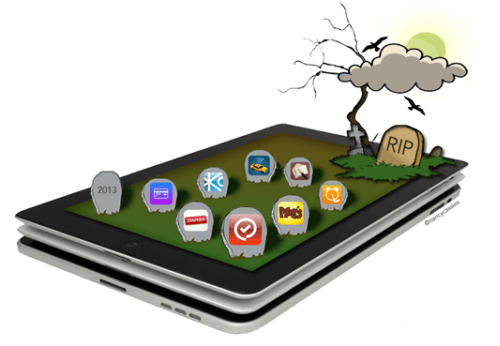 Lessons From An App Graveyard
