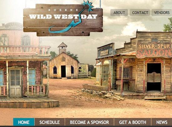 Boerne Wild West Day