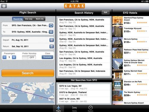 iPad Transition