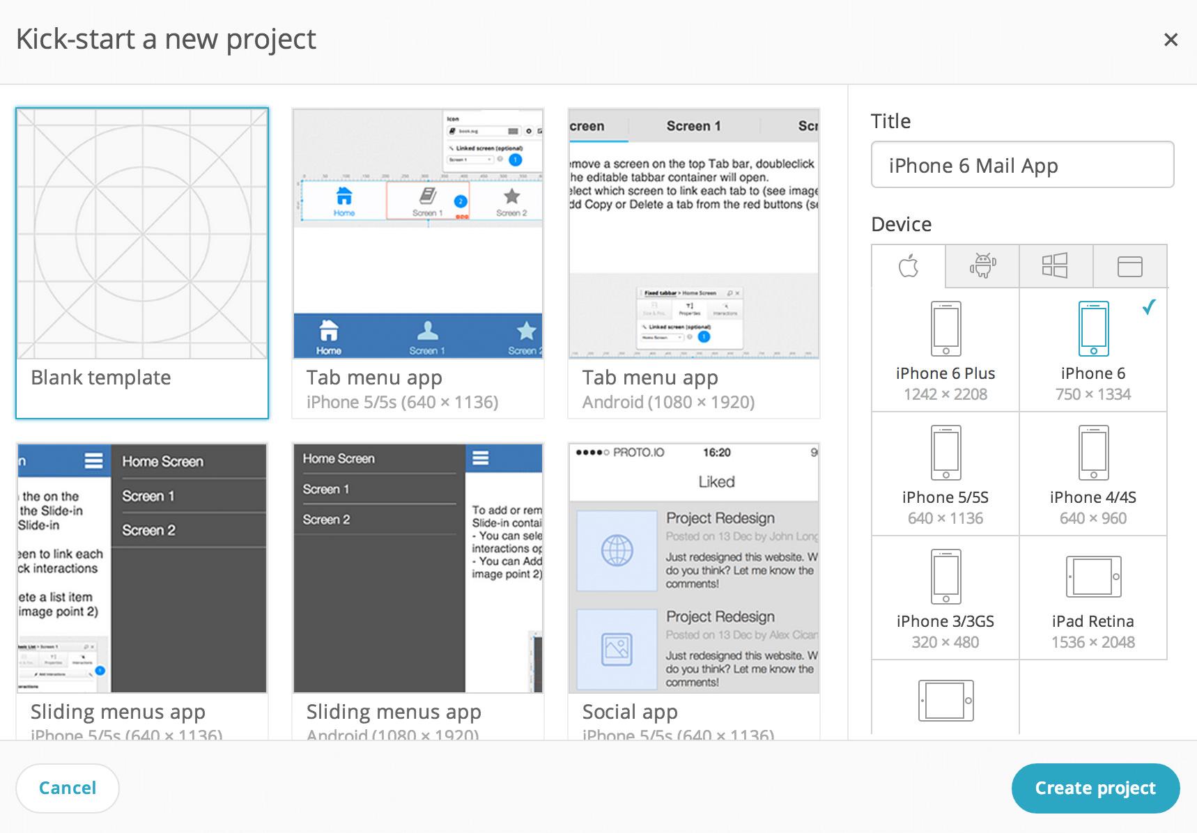 Mobile Prototyping With Proto.io — Smashing Magazine