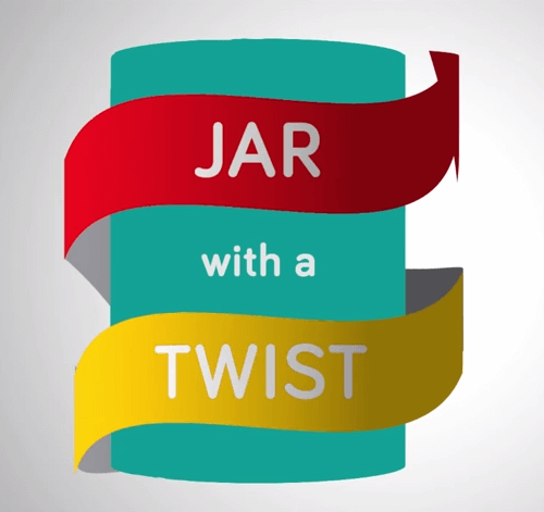 Jar with a Twist logo