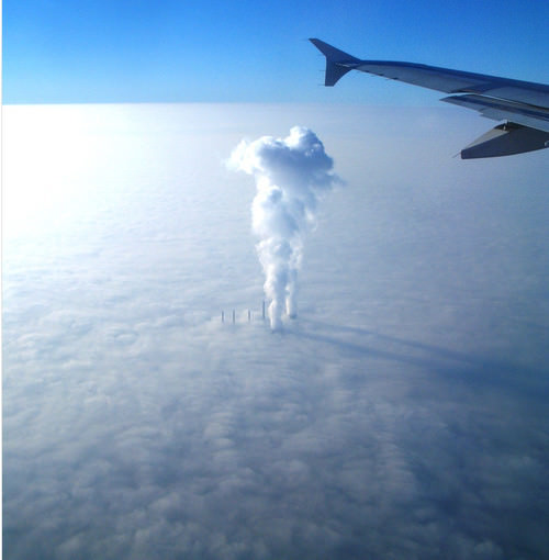 Mind-Blowing Photos - above the clouds
