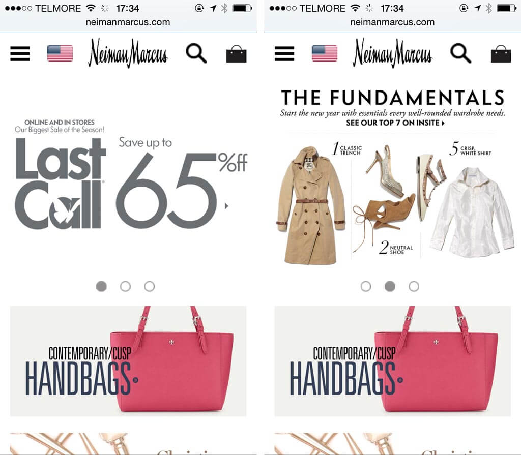 10 Requirements For Making Home Page Carousels Work For End Users