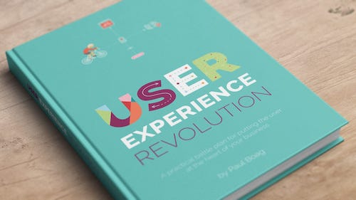 "It's Here. Meet ""User Experience Revolution"", A New Smashing Book (Print + eBook)"