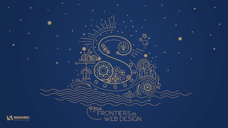 New Frontiers In Web Design Wallpaper