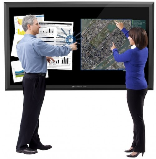 Fitts's Law can facilitate and prolong interaction with vertical touchscreens.
