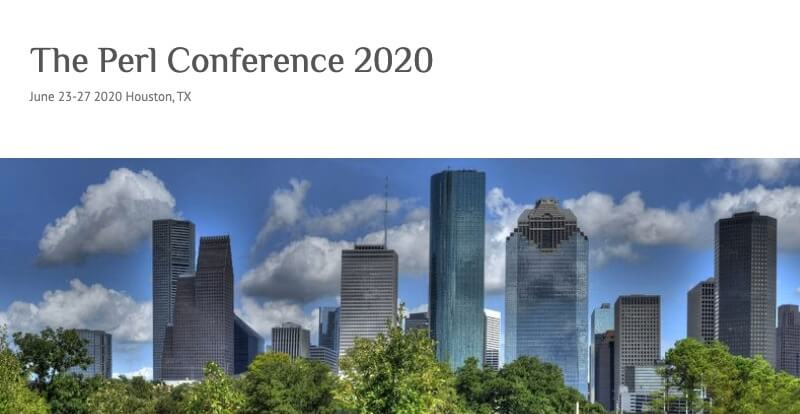 The Perl Conference 2020
