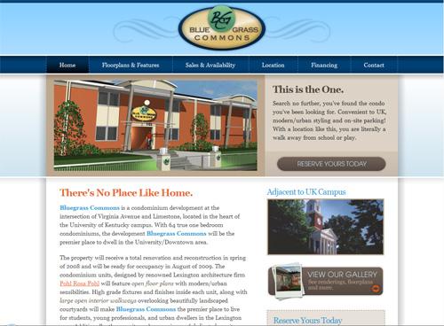 Bluegrass Commons