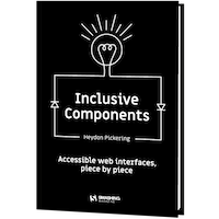 Inclusive Components book cover