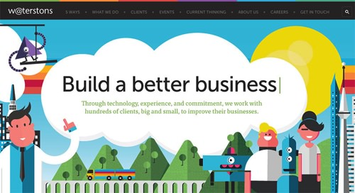 Waterstons: building better businesses