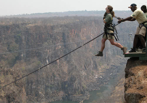 Mind-Blowing Photos - Leap of Faith