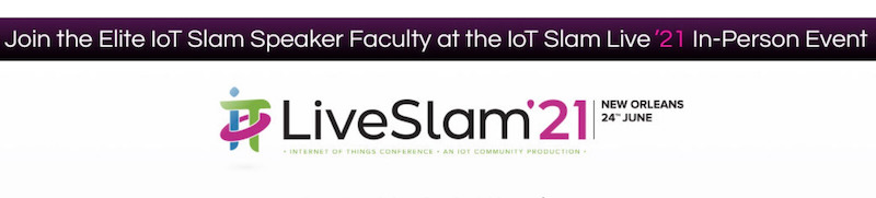 IoT Slam Live 2021