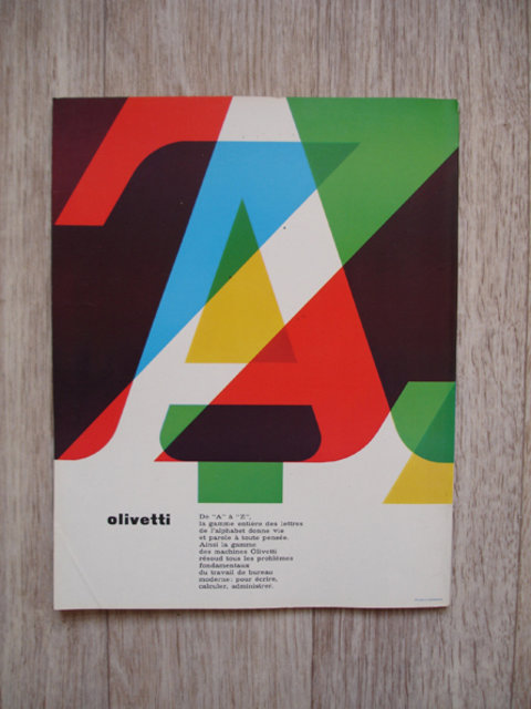 Swiss Graphic Design - Graphis 115 ? 1964