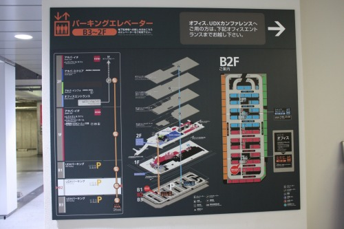 Wayfinding and Typographic Signs - escaping-flatland-in-japan
