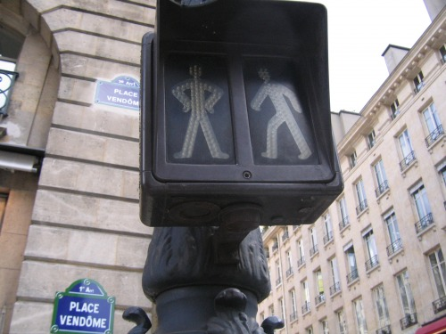 Wayfinding and Typographic Signs - traffic-light-signal