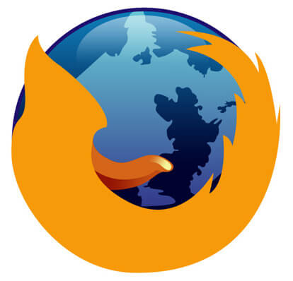 Firefox Logo Part 13