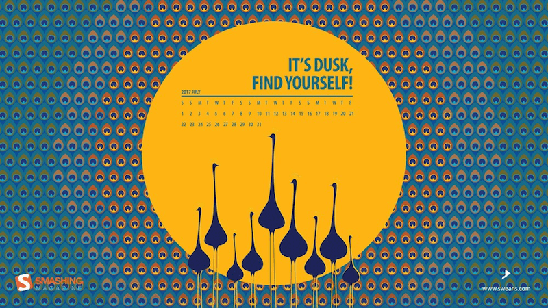 It's Dusk, Find Yourself!