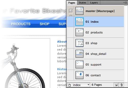 Create Interactive Prototypes