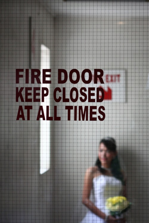 Wayfinding and Typographic Signs - lets-start-the-fire