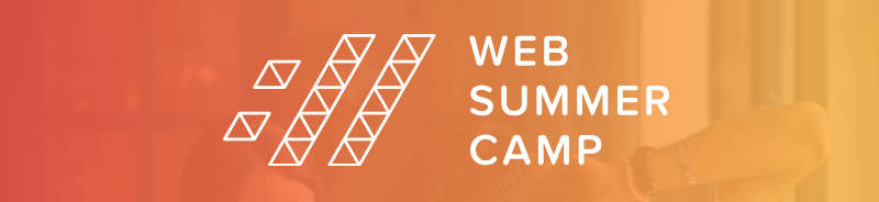 Web Summer Camp 2018