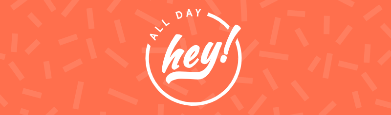 All Day Hey! Conference 2019