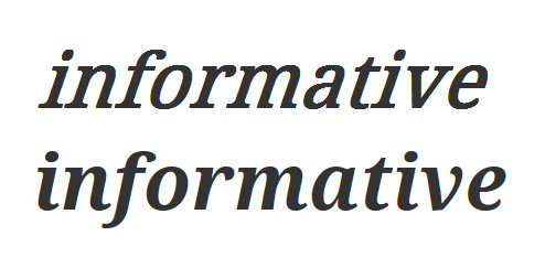 Avoiding Faux Weights And Styles With Google Web Fonts