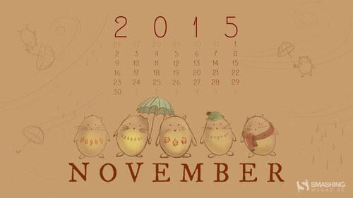 November Sweeties