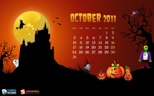 75 Halloween Wallpapers ? Scary Monsters, Pumpkins And Zombies ...
