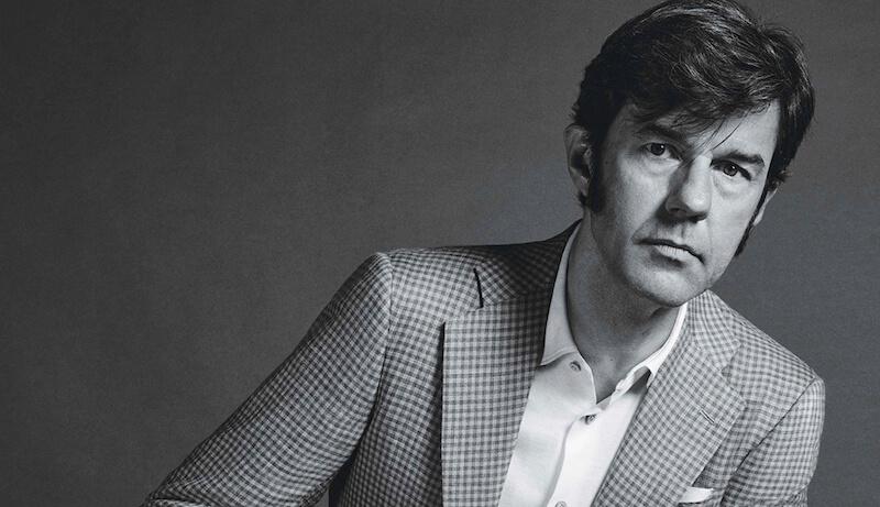 Stefan Sagmeister of Sagmeister and Walsh