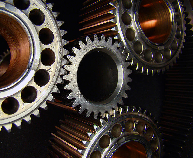 Large gears
