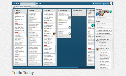 Trello: The Trello Tech Stack