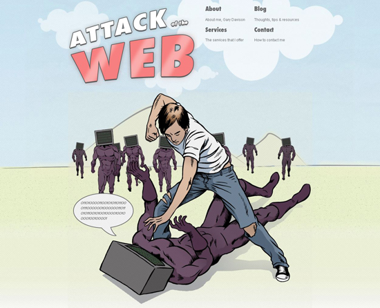 attack-of-the-web