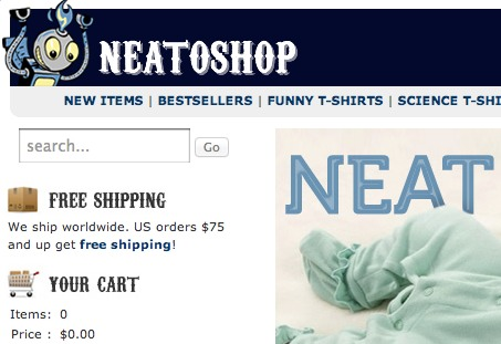 Neatoshop