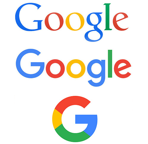 Google Logo changes recently