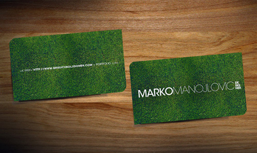 van der buzz this transparent business card mimicking an xray belongs to ukrainian advertising agency van der buzz