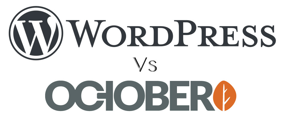 A Detailed Comparison Between WordPress And October CMS