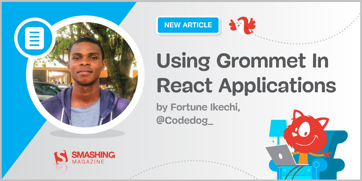 Using Grommet In React Applications