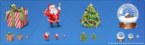 Free High Quality Icon Sets - Christmas Icons