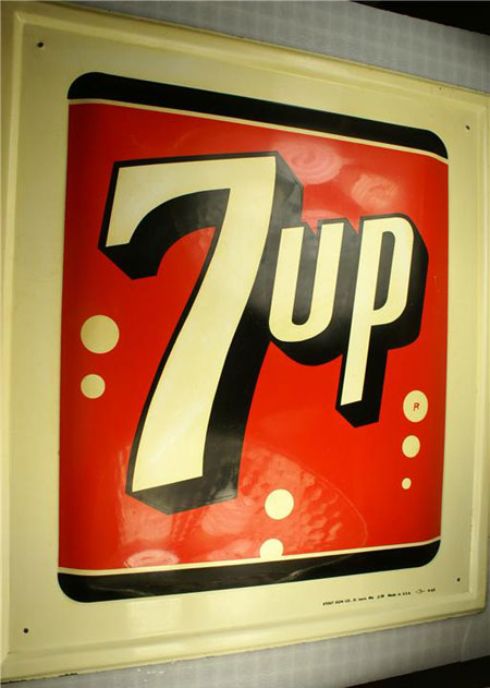 "VINTAGE SERVICE STATION GAS PRICE NUMBER   /"" 7 /""  10 1//2 X 16 1//2  SIZE"