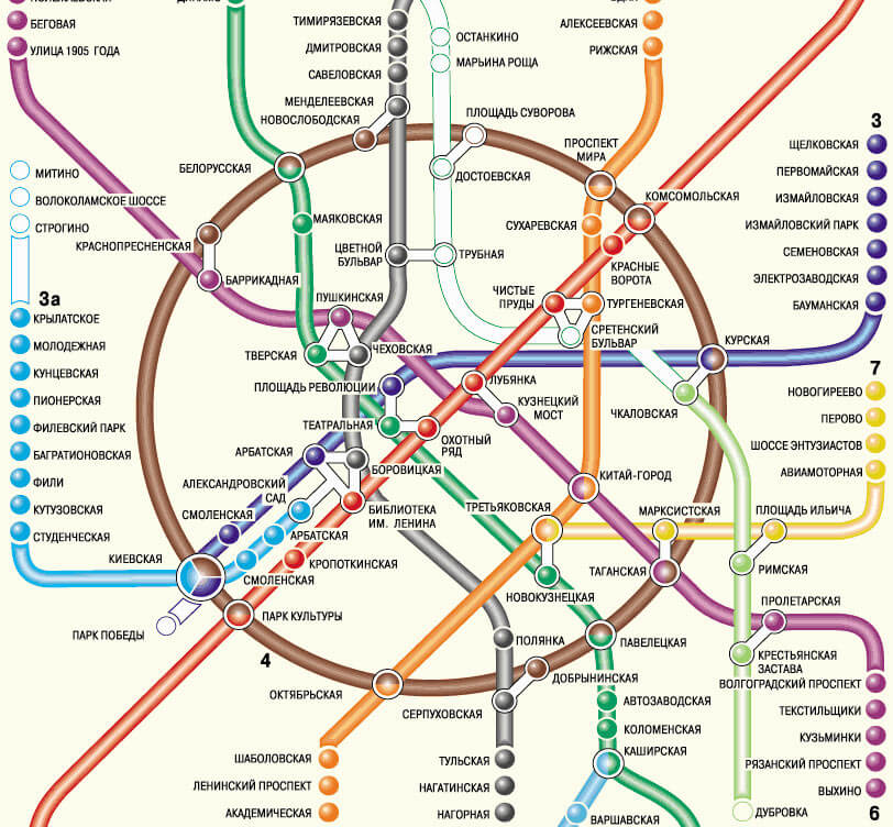 Barcelona Subway Map With City Map Overlay.Things To Keep In Mind When Designing A Transportation Map
