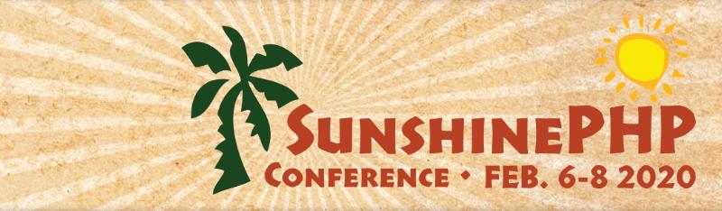 Sunshine PHP Developer Conference 2020