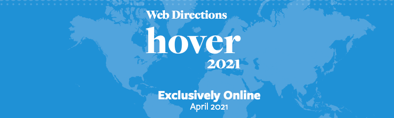 Web Directions Hover