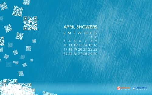 Smashing Wallpaper - April 2011